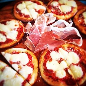 Pizza Base - Chef Recipe by Luca Ciano