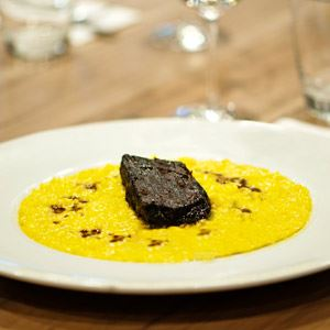 Risotto Milanese - Chef Recipe by Alessandro Pavoni