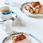 Peanut Butter and Jelly Cannoli by Yasmin Newman