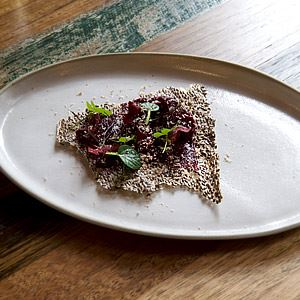 Air Dried Beef - Chef Recipe by Zoe Birch