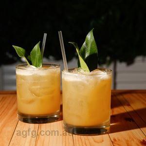 Appleton Estate Raw Rum Cocktail