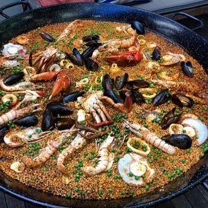 Paella a la Maestre - Chef Recipe by Miguel Maestre
