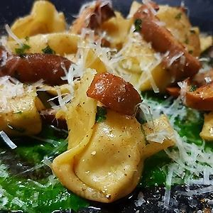 Pine Mushroom and Ricotta Tortellini - Chef Recipe by Neale White