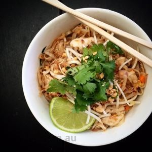 Pad Thai Chicken - Chef Recipe by Leoncio Zabala