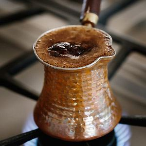 Turkish Coffee - By Aysegul Sanford