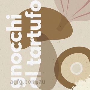 Gnocchi al Tartufo - by Caffe Roma