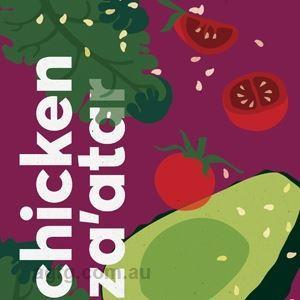 Chicken Za'atar - by Uliveto