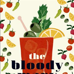 Beet and Sherry Bloody Mary - by Brian Bartels