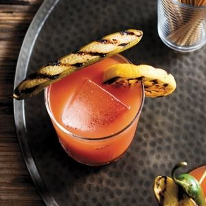 Barbeque Bloody Mary - by Brian Bartels