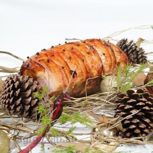 Sam's Christmas Ham - Chef Recipe by Sam Moore