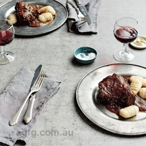 Slow Cooked Beef Stew with Prunes and Apples - Chef Recipe by Ino Kuvacic