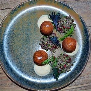 Lamb Croquettes - Chef Recipe by Aaron Habgood