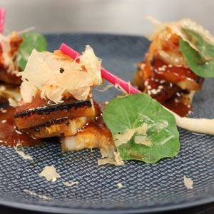 Chilli Pork Belly - Chef Recipe by Asif Mamun