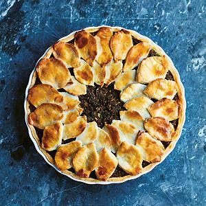 Artichoke Pie (Pastel de Alcachofas) - Chef Recipe by Martin Morales