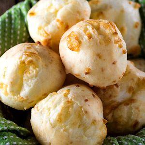 Authentic Brazilian Cheese Bread