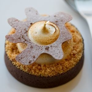 Banoffee Splat - Chef Recipe by Anthony Hart and Michael Furness