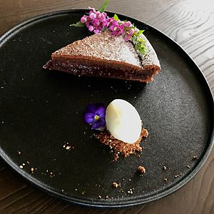 Chocolate Cake - Chef Recipe by Charles-Etienne Prétet
