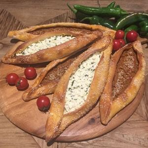 Savoury Turkish Pide - Chef Recipe by Nehir Kayice