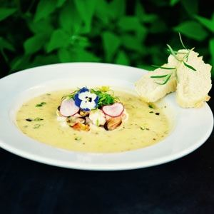 Seafood Chowder - Chef Recipe by Steven Houghton