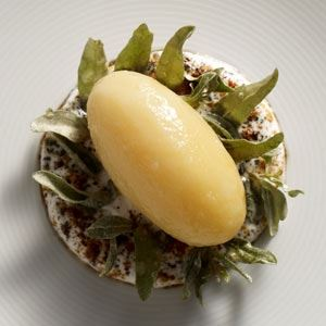 Potato Cooked in Earth - Chef Recipe by Ben Shewry
