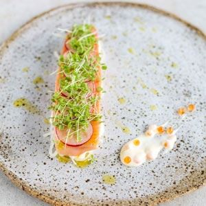 Smoked Rainbow Trout - Chef Recipe by Donovan Cooke