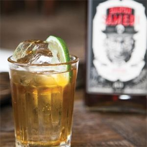 Summon the Baron with Baron Samedi Spiced Rum
