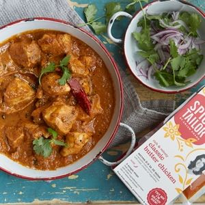 Classic Butter Chicken by The Spice Tailor