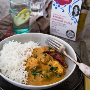 Goan Style Fish Curry by The Spice Tailor