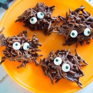Chocolate Swamp Monsters