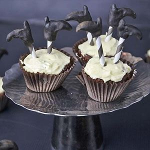 Witches Legs Cupcakes