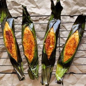 Otak-Otak (Grilled Spicy Fish Cakes) recipe by Jackie M