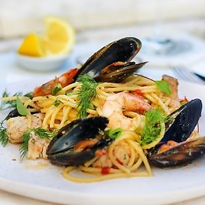 Seafood Marinara - Chef Recipe by Tim Stanton