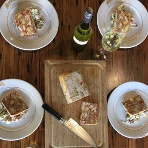 Terrina de Ropas Vieja - Chef Recipe by Jimmy Campbell