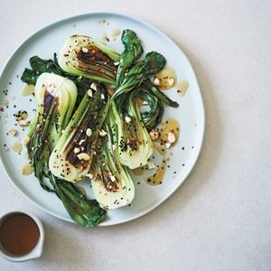 Japanese Style Bok Choy Salad by Byron Smith and Tess Robinson
