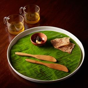 Bay Leaf Tea - Chef Recipe by Paul Carmichael