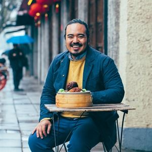 Chairman Mao's Red Pork by Adam Liaw