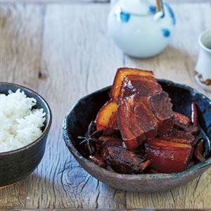 Chairman Mao's Red Pork by Adam Liaw