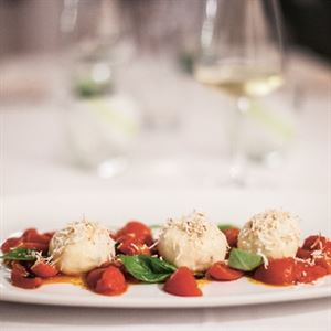 Smoked Cheese Gnocchi by Katie and Giancarlo Caldesi