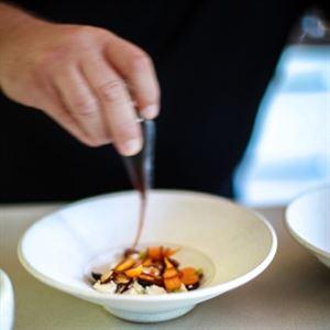 Salad of Crispy Artichokes - Chef Recipe by Peter Gilmore