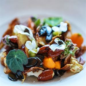 Salad of Crispy Artichokes - Chef Recipe by Peter Gilmore