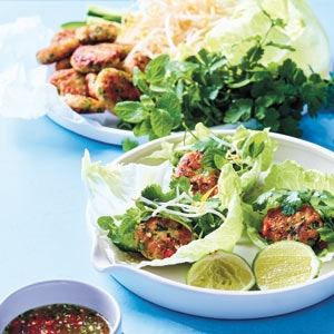 Matt Preston's Thai Fish Cakes