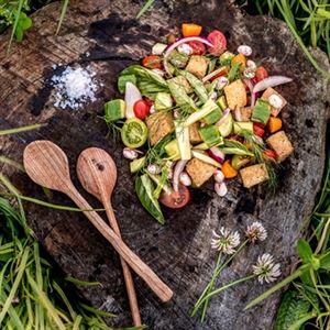 Panzanella: Tuscan Bread & Tomato Salad - Chef Recipe by Nicola Coccia