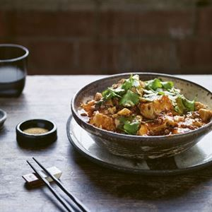 Mapo Ramen: Sichuan Spiced Tofu Noodles - Chef Recipe by Tim Anderson