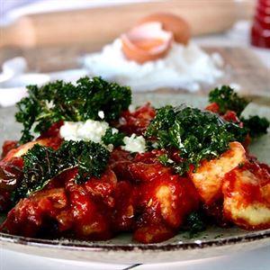 Homemade Gnocchi - Chef Recipe by Jamie Dyball