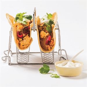 Breakfast Tacos - Chef Recipe by Darren Purchese