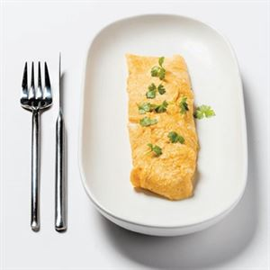 Perfect Classic Omelette - Chef Recipe by Darren Purchese