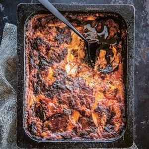 Eggplant (Melanzane) Parmigiana - Chef Recipe by Guy Grossi