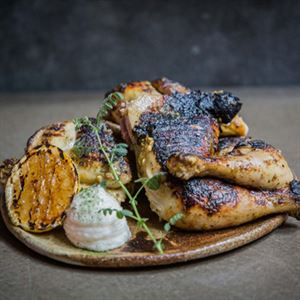 Harissa Chicken - Chef Recipe by Riyad Seewan