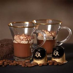 Chocolate and Coffee Mousse Pots - Chef Recipe by Manu Feildel