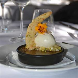 Creme Brulee with a Tropical Twist - Chef Recipe by Bjoern Schorpp